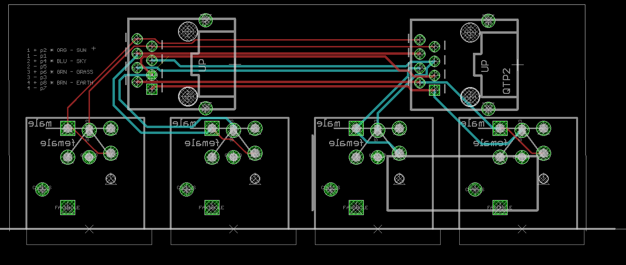 AES72 – PCB for XLR to RJ45 – open source AES72-4E to XLR